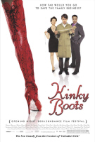 'Kinky Boots' movie poster