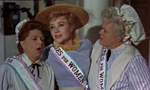 Glynis Johns as Mrs. Banks